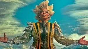 Mrs Which, a gigantic Oprah Winfrey, is given to speaking in Oprahisms