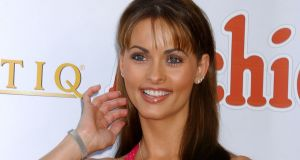 Playboy model Karen McDougal has sued a media company she says paid her $150,000 to keep quiet about an affairshe says she had with US president Donald Trump.  Photograph: Gregg DeGuire/WireImage