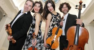 ConTempo Quartet: three Saturday morning concerts with  performers from different musical backgrounds