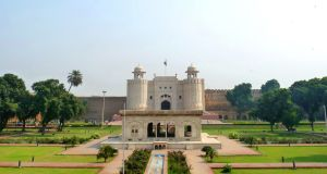 Lahore Fort is originally a Mughal palace that dates back to the 15th century. Photograph: iStock