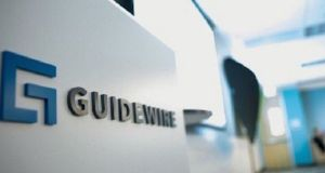Guidewire Software said it would hire 40 new roles in Dublin by the end of August.