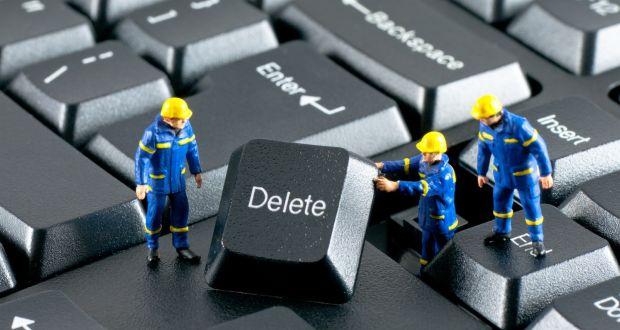 should you erase your digital footprint to progress your career
