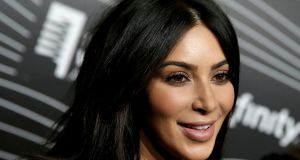 Kim Kardashian West: researchers  figured out how to tie your interest in Kardashian West to certain personality traits.  Photograph Mike Segar/Reuters