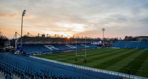 Leinster hope to complete the redevelopment of the RDS by September 2020. Photograph: Gary Carr/Inpho.