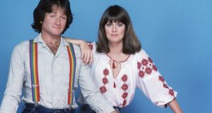 'Mork & Mindy' ran from 1978 to 1982. Photograph: Getty Images