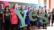 'Together For Yes' campaign asks for care, compassion and change