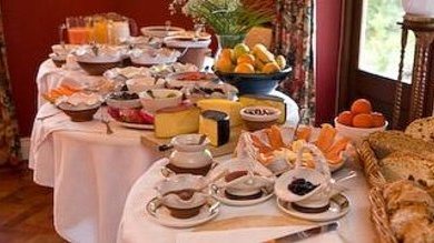 Best guesthouse breakfast: Hanora's Cottage Country Guesthouse & Restaurant, Ballymacarbry, Co Waterford