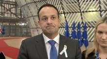 Varadkar: 'We've unconditional support from across the European Union'