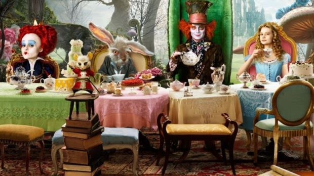 Hop along to the Mad Hatter's Tea Party in Deerpark for all sorts of wonderland activities.