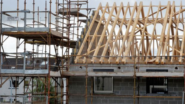 More than 6,000 homeowners have availed of the Help to Buy scheme to date. Photograph: Alan Betson
