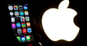 Both the Government and Apple are appealing the European Commission's state aid ruling. Photograph: Getty