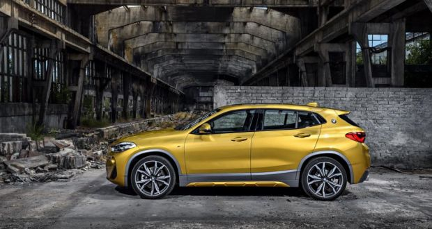 9a4e49e231 BMW X2  despite its size it can tackle the rough and tumble of driving  through