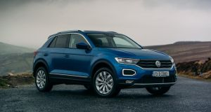 Volkswagen T-Roc: unlike the dull and boxy Tiguan, it delivers some character to VW's crossover set