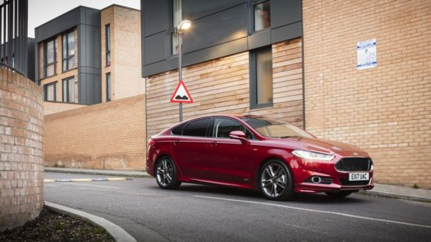 New Ford Mondeo ST-Line: much sharper to drive, better looking and more comfortable than its Kuga SUV sibling