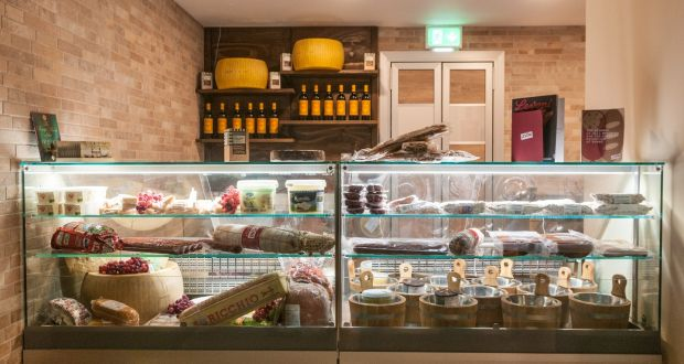 The New Alex Findlater Co Food Wine Hall In Limerick Photograph Caleb