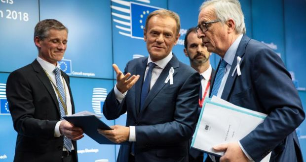 EU to retaliate against US with counter-tariffs on Friday