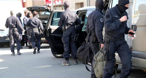 Woman who 'shared' French supermarket gunman's life arrested