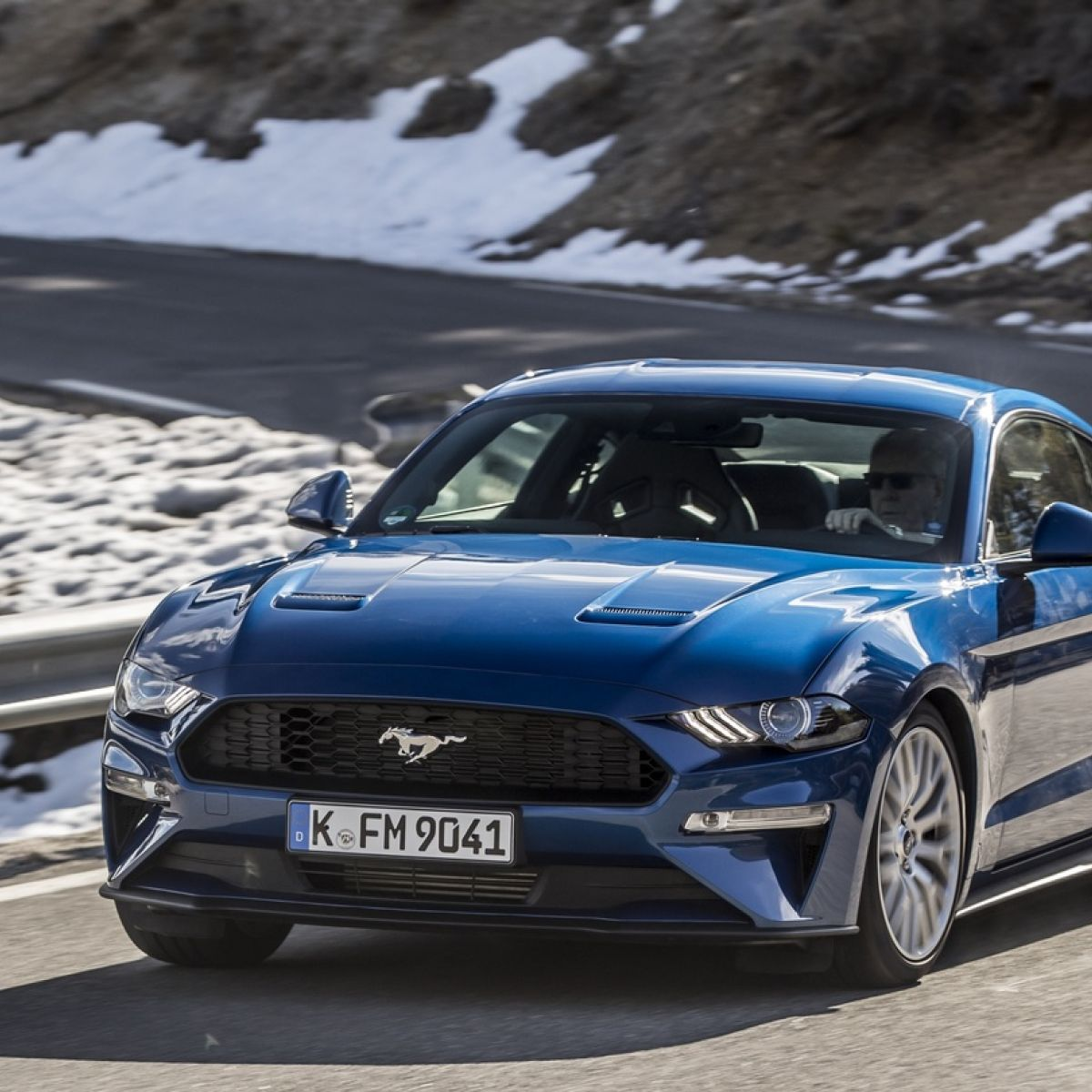Fords mustang gets a mid life makeover but its still pricey