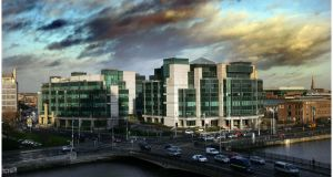 IFSC and Dublin Port. Assets under management in the Republic are expected to grow to $8.2tn (€6.6bn) by 2025, according to Trish Johnston, PwC Ireland's asset and wealth management leader. Photograph: Bryan O'Brien