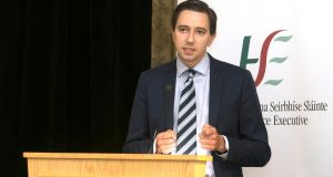 Minister for Health Simon Harris says he will be briefing the Cabinet in the coming days and that talks with GPs should be under way again in a matter of weeks.  Photograph: Photocall Ireland