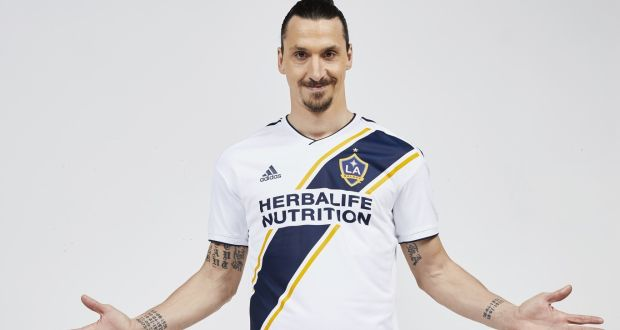 Ibrahimovic ready to win as LA Galaxy confirm signing