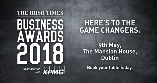 Business Awards 2018