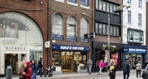 Skechers at 4 Henry Street produces a rental income of €360,000