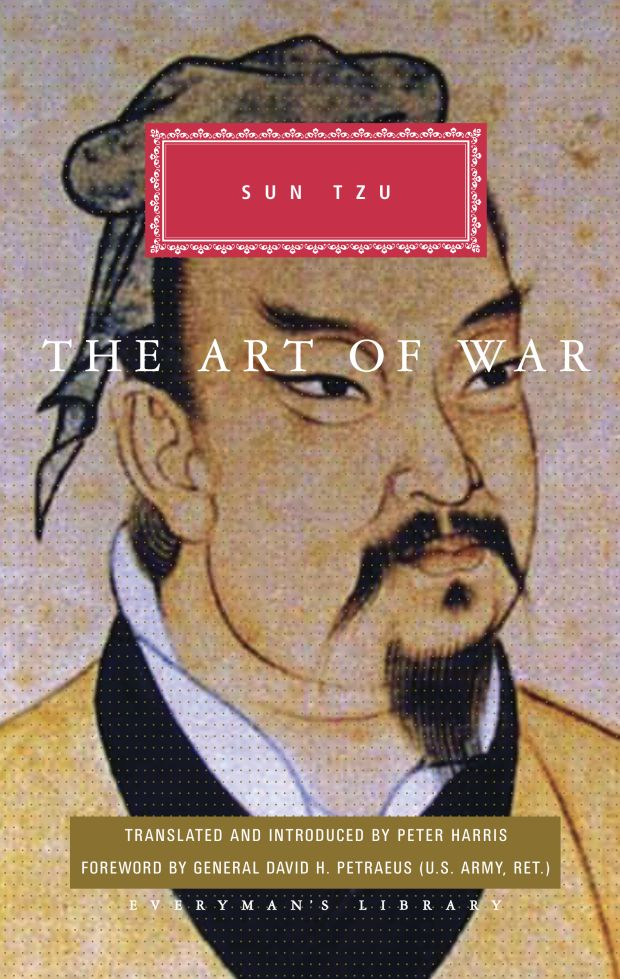 The Art of War by Sun Tzu translated, edited and introduced by Peter Harris