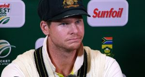 The signs do not augur well for Steve Smith and in terms of Cricket Australia's  ultimate response to the crisis.