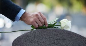 In some rural areas, the practice of watching over the recently deceased from the time of death to burial is still followed. Photograph: iStock