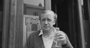 Nicol Williamson in 1968: probably the most exciting actor of his generation. Photograph: Daily Express/Getty Images