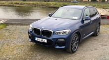 Our Test Drive: the BMW X3