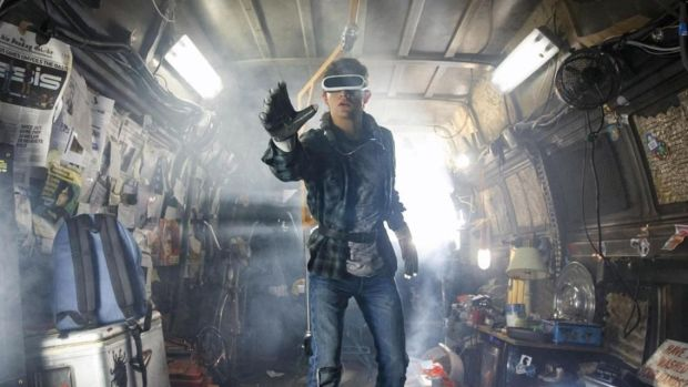 In Ready Player One, the Earth has been devastated by overpopulation, climate change, corporate greed and indentured servitude. Many survivors have retreated into a virtual reality simulation called the OASIS.