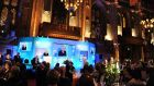 The 2014 Man Booker prize ceremony at London's Guildhall. Photograph: Getty Images