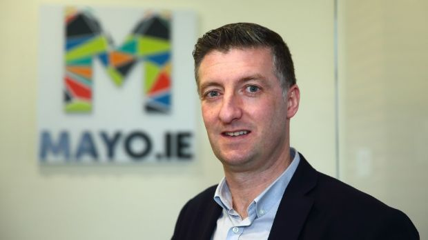 Liam Hanrahan, assistant director of services, Mayo County Council