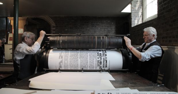 From linotype to letterpress, the joy of hands-on printing