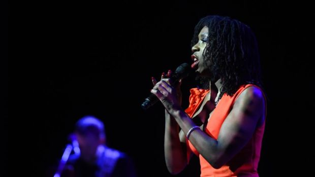 Heather Small: at Groove. Photograph: Stuart C Wilson/Getty
