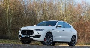 Maserati Levante: the Range Rover rival has started racking up significant sales, and now accounts for around half of all Maserati-badged sales worldwide