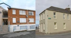 11 Bellevue, on Cookstown Road in Tallaght; and O'Connell Street, Kilkee,