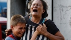 Family members clamour for information following Venezuela prison riot