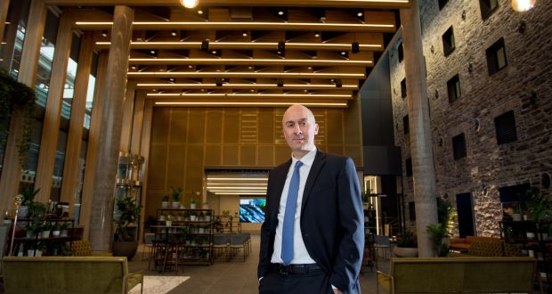 Hibernia Reit signs up new tenant for Windmill Lane