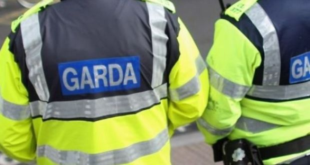 Swords and hatchets seized in Limerick drugs raid