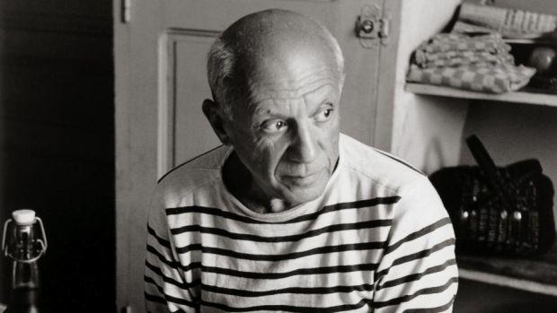 Les pains de Picasso, Vallauris, 1952