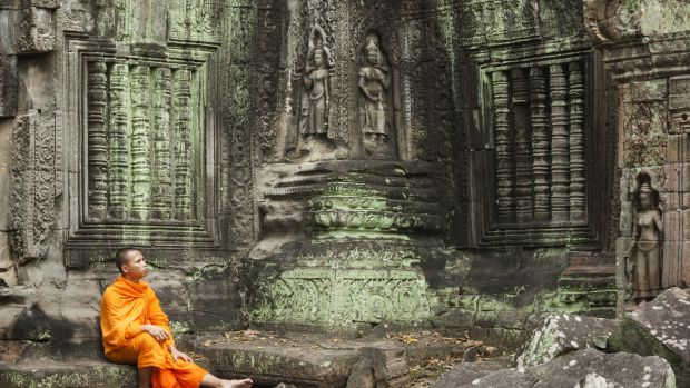 Cambodia: it's possible to travel the country for less than €30 a day. Photograph: iStock