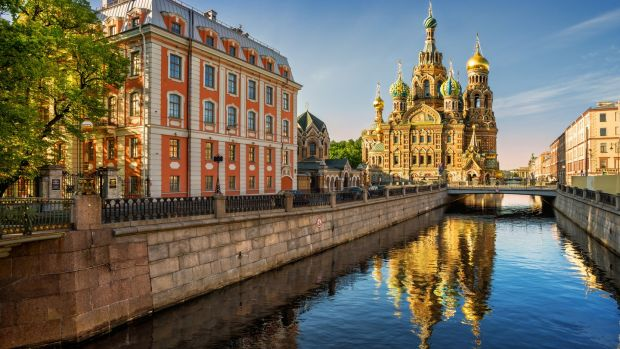 St Petersburg: this Russian city is dripping with history and beauty and surely deserves a place on most bucket lists. Photograph: iStock