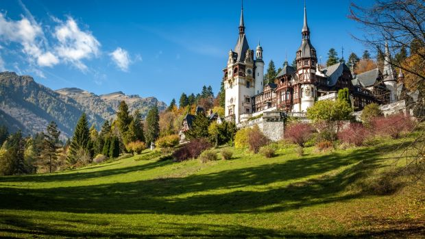 Transylvania: Gothic castles, valleys carpeted in green trees, thermal springs, wild bears and vampires abound. Photograph: iStock