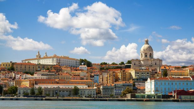 Lisbon: it has long been ranked among the cheapest capital cities in the European Union. Photograph: iStock