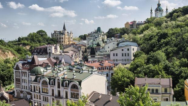 Kiev: the Ukrainian capital has been ranked as the cheapest major destination in Europe. Photograph: iStock