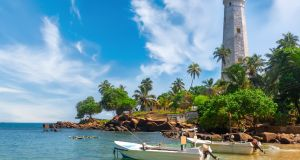 Sri Lanka: five days in a suite in a fairly high-end beach resort costs less than €100. Photograph: iStock