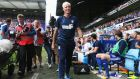 Mick McCarthy: former Republic of Ireland boss will be leaving Ipswich Town at the end of the season. Photograph:  Alex Morton/Getty Images